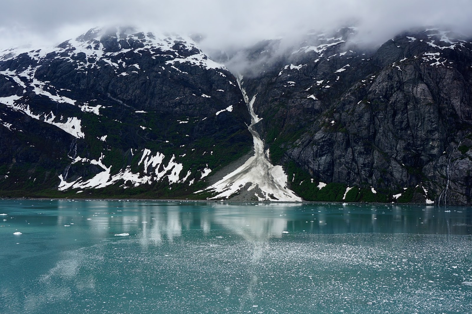 glacier bay alaskan cruise review