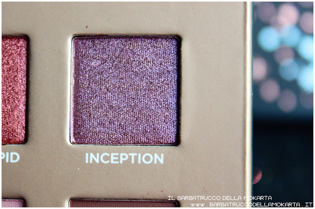 inception dreamy eyeshadow palette nabla cosmetics ombretti