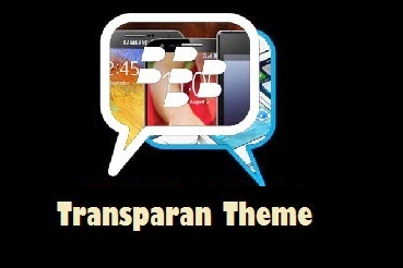BBM Mod Transparan v3.0.1.25 Update Version