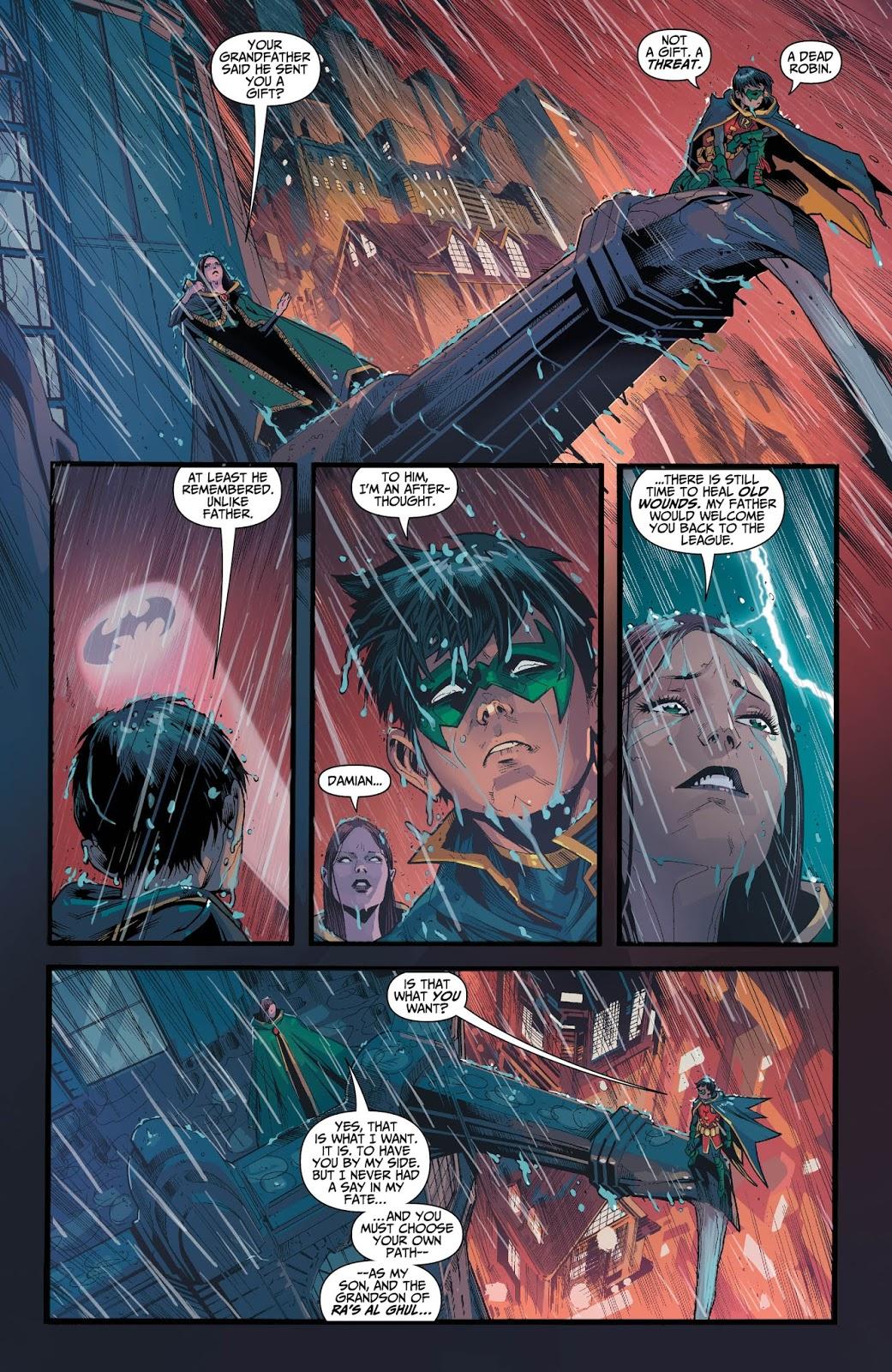 Weird Science DC Comics PREVIEW Teen Titans 2