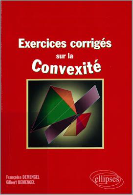 Télécharger Livre Gratuit Exercices corrigés sur la convexité pdf