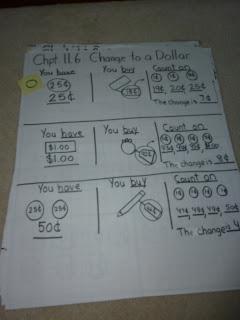 Love 2 Teach Math 2 Md 8 Money Anchor Charts