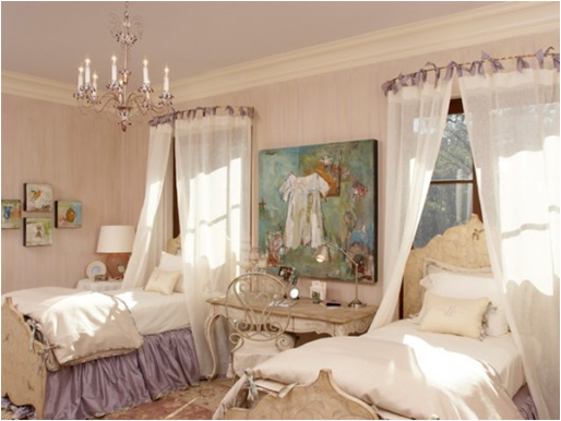 Key Interiors By Shinay: Decorating Girls Room With Two