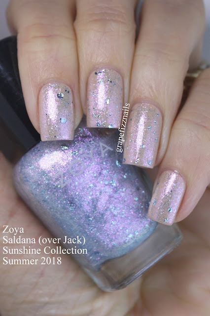 Zoya Sunshine Collection Saldana