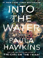 Into the Water by Paula Hawkins book cover and review