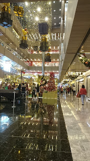 Christmas at Paragon Shopping Mall Singapore