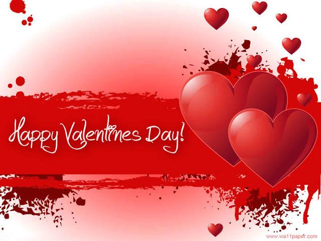 Kumpulan Kata kata Ucapan Hari Valentine Day 2017 Paling Romantis