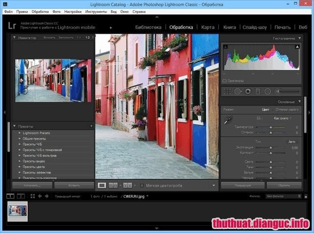 Download Adobe Photoshop Lightroom Classic CC 2019 v8.0 Full Cr@ck