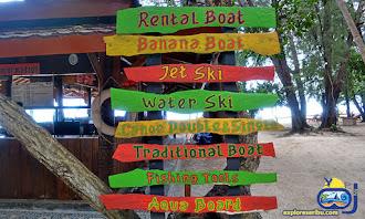 fasilitas paket wisata pulau sepa resort