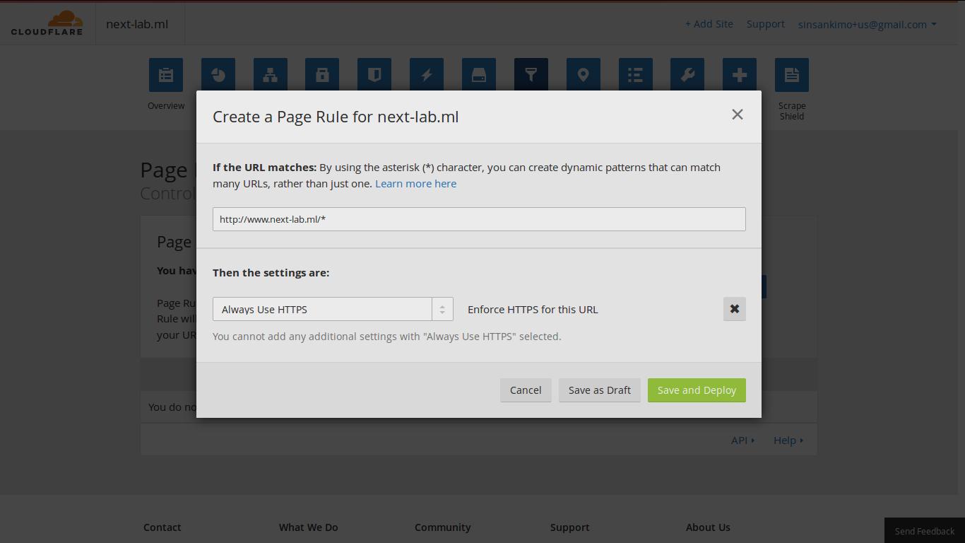 熱愛閱讀的跑者生活筆記: (Open-Source) 將自訂網域的 Blogger透過CDN(Cloudflare ...
