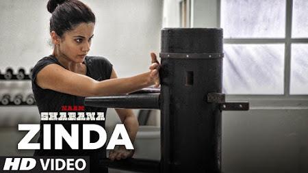 Zinda - Naam Shabana (2017)