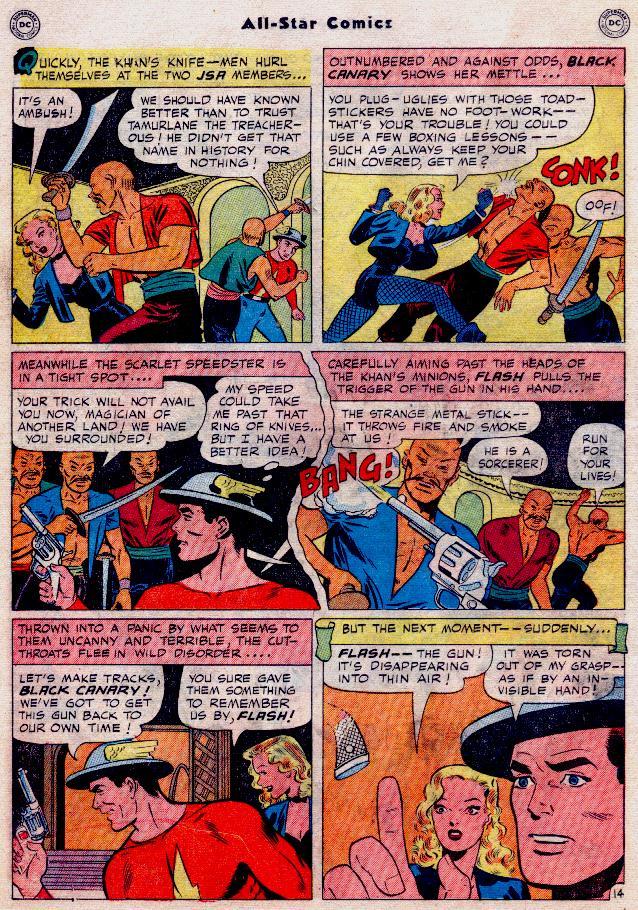 Read online All-Star Comics comic -  Issue #53 - 18