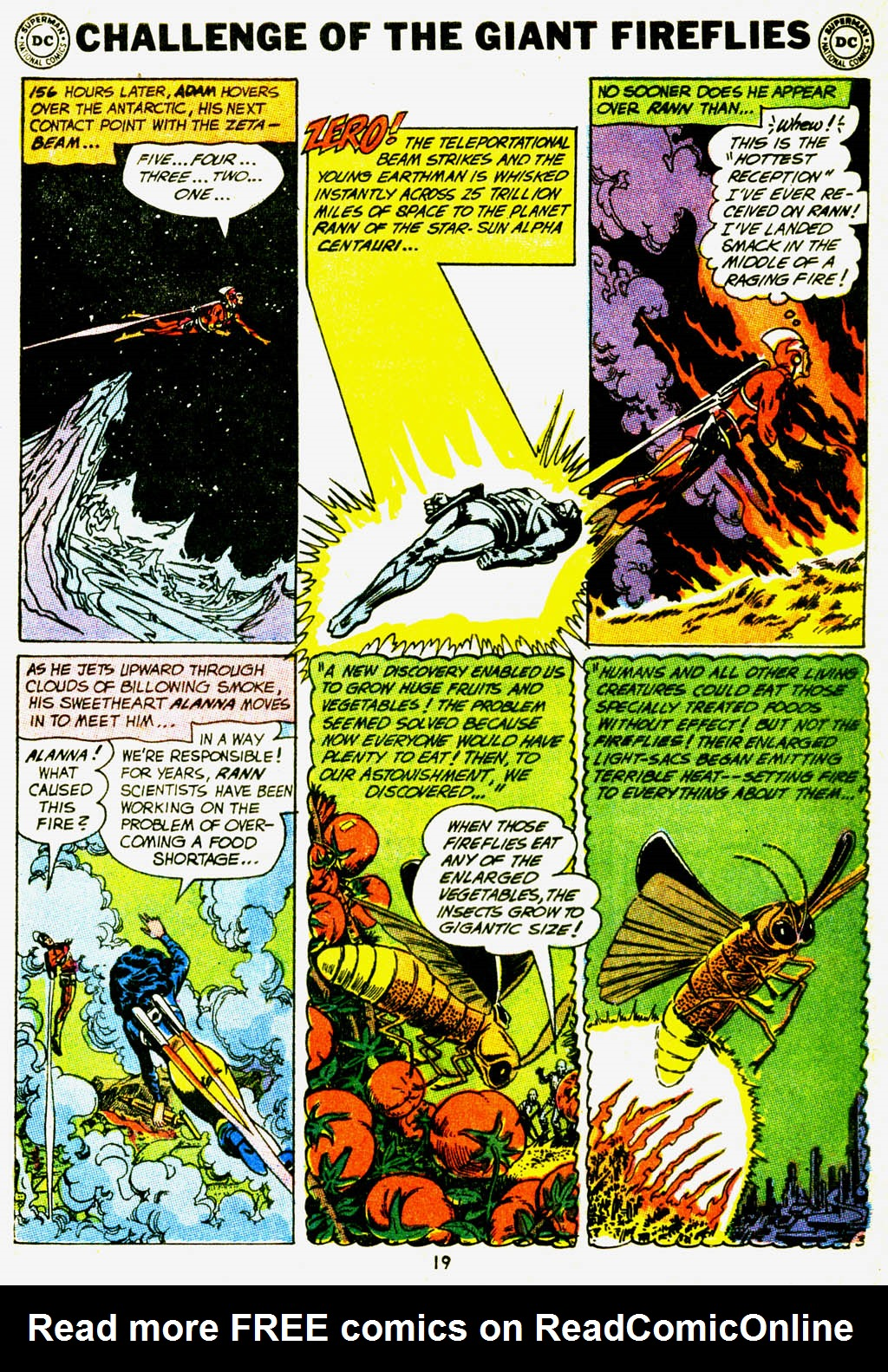 Strange Adventures (1950) issue 227 - Page 21