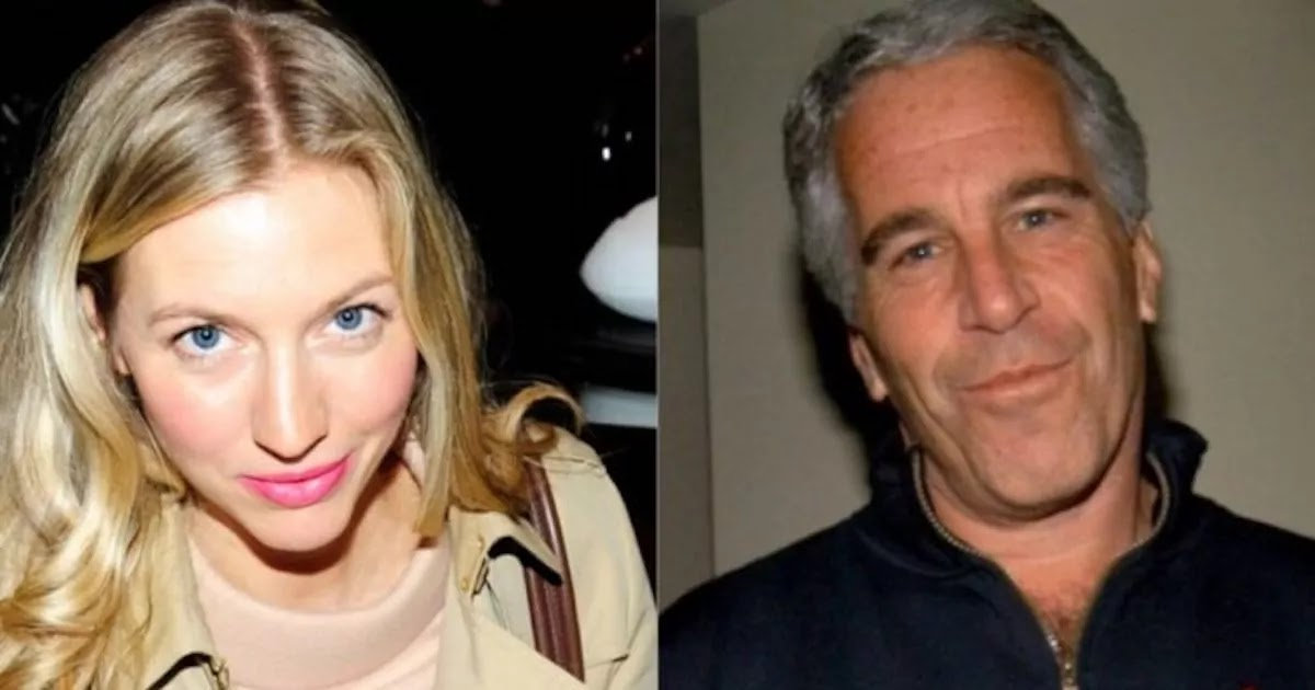 Epstein's Secret Ex-Girlfriend Revealed Through Unsealed Court Documents: She Writes Children's Books And Hosts Meditations