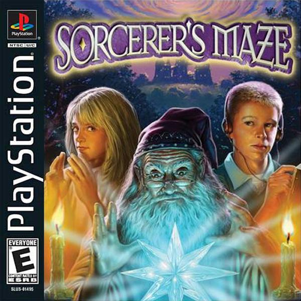Sorcerers Maze - PS1 - ISOs Download