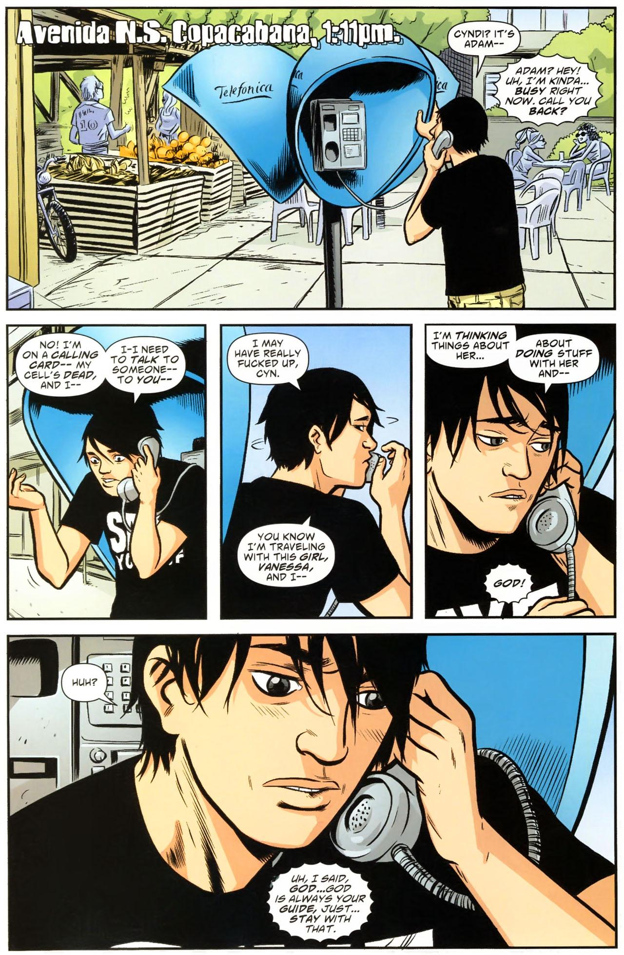 Read online American Virgin comic -  Issue #15 - 23