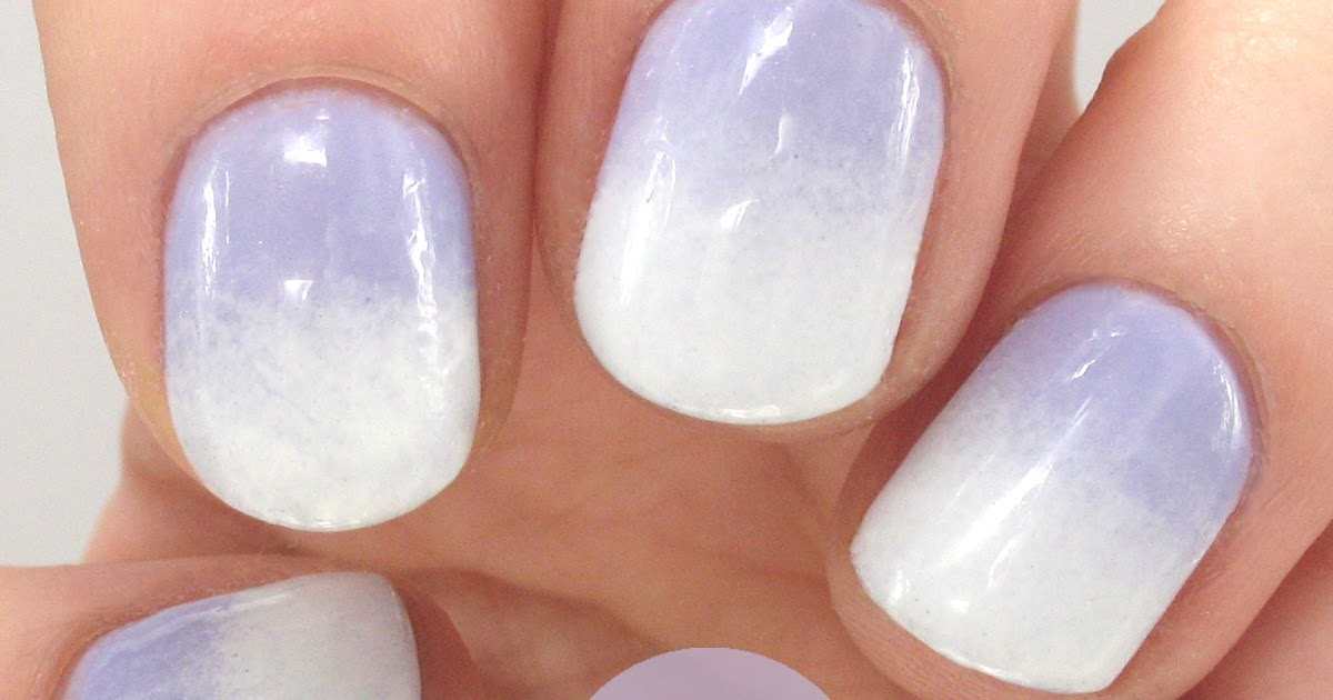 One Nail To Rule Them All Lilac Barry M Gradient