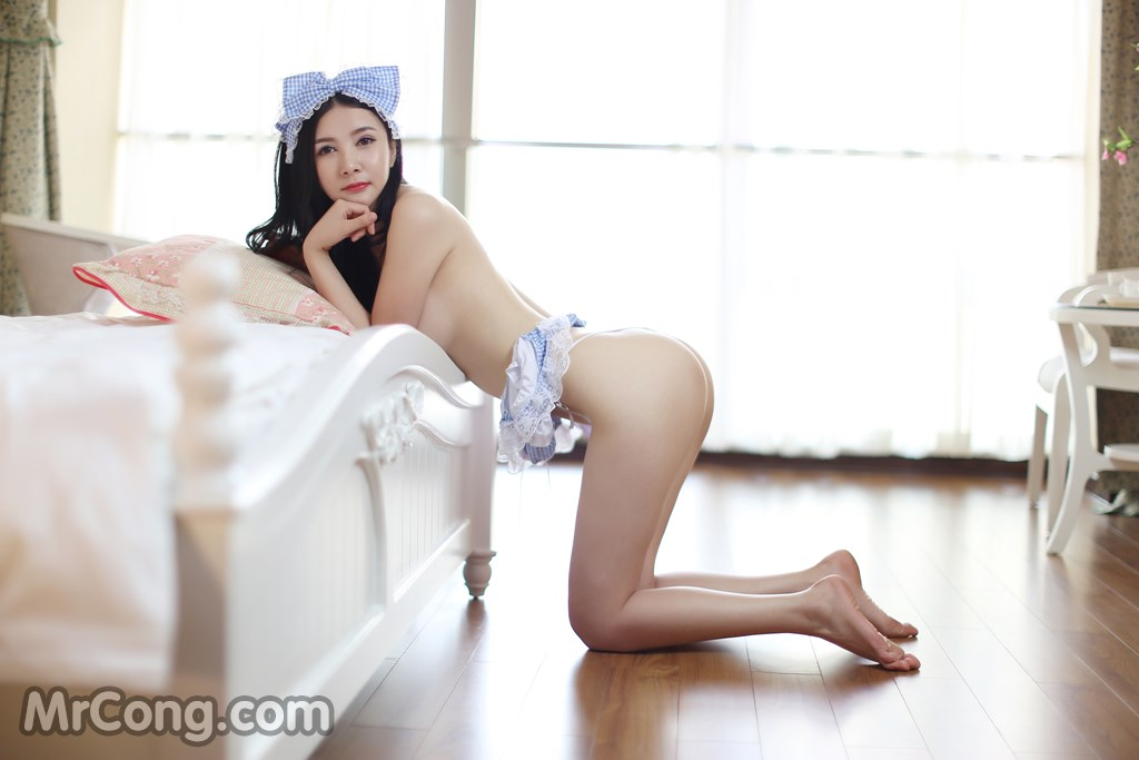 TGOD 2014-10-05: Model Gu Xinyi (顾欣怡) (79P)