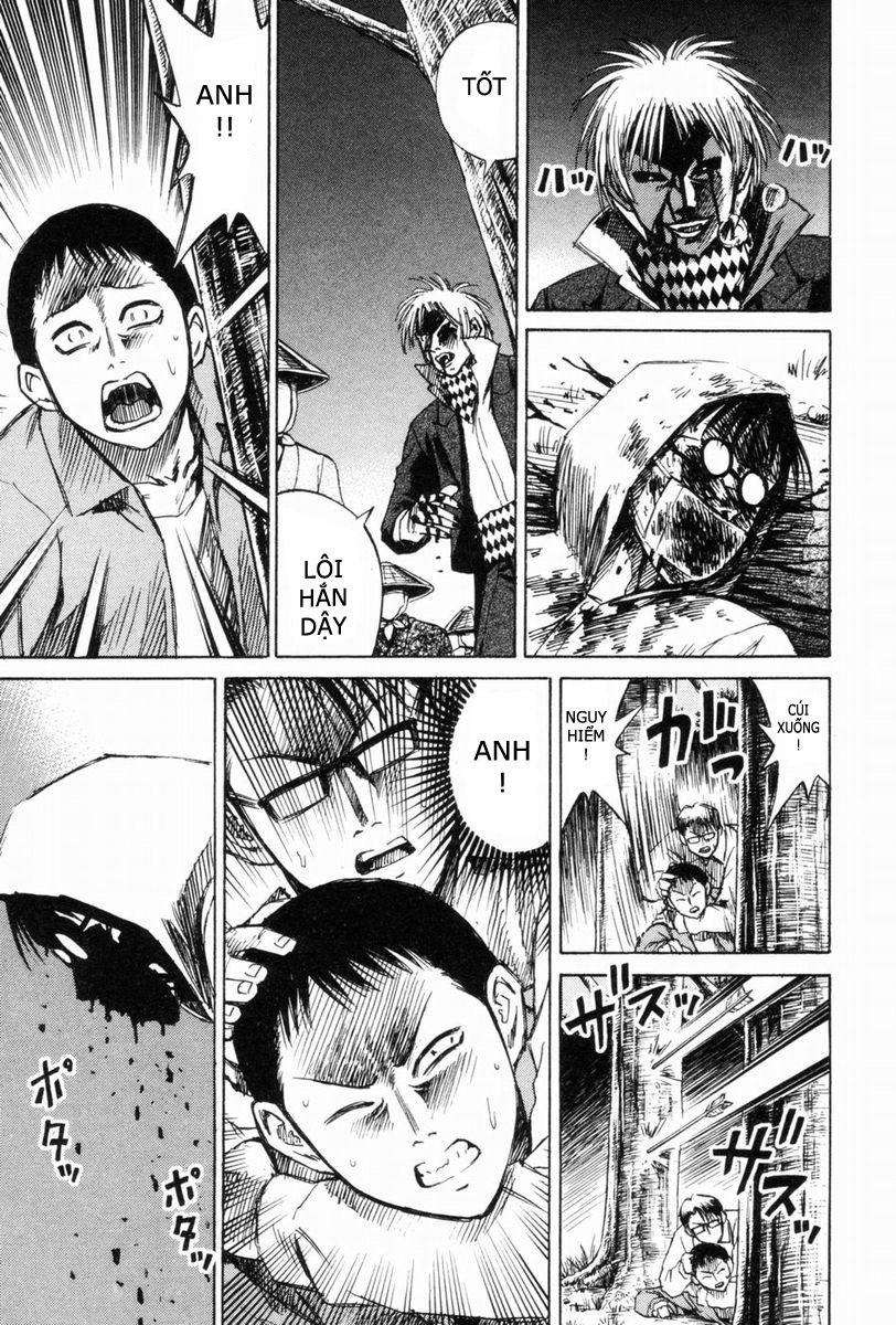 Higanjima chapter 44 trang 12