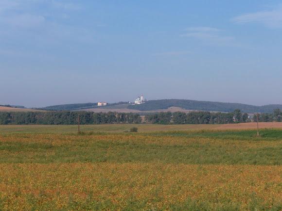 Герцаївський район. Свято-Вознесенський монастир