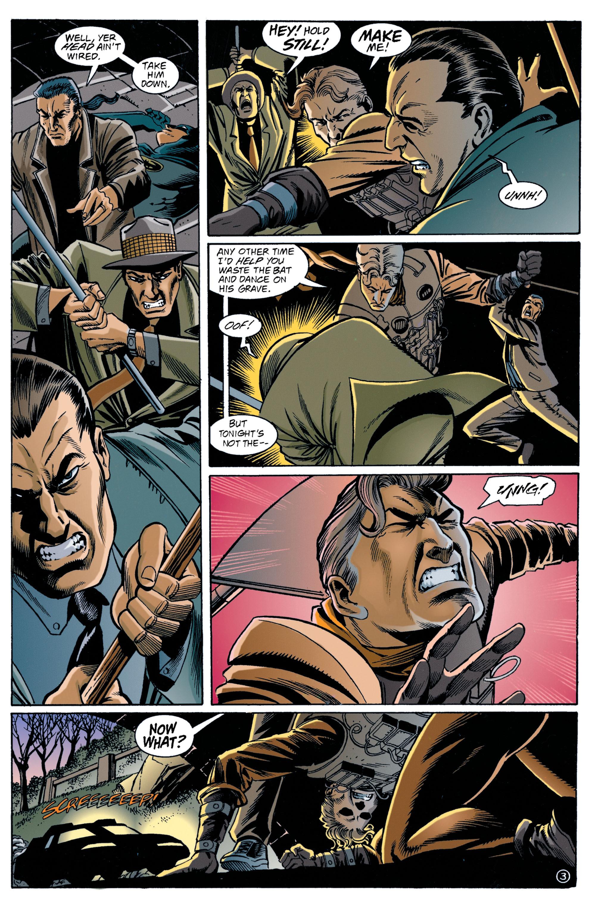Detective Comics (1937) 707 Page 3