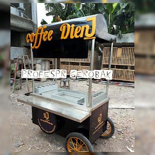 gerobak kopi