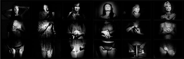 Cristina Palmieri, fotografie dal suo progetto Fuori dall'ombra