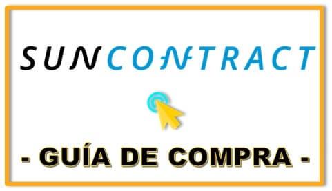 Comprar y Guardar en Wallet SunContract (SNC) Guía Actualizada y Completa