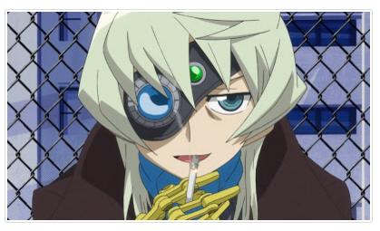 Download Anime Concrete Revolutio: Choujin Gensou – The Last Song Episode 8 [Subtitle Indonesia]