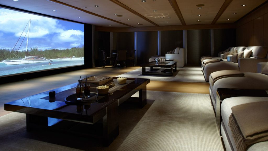 Home Theater Design Ideas for Your Dream Media Room - Simphome