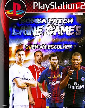 Bomba Patch LAINE GAMES 2018 (PS2) Atualizado Janeiro 2018