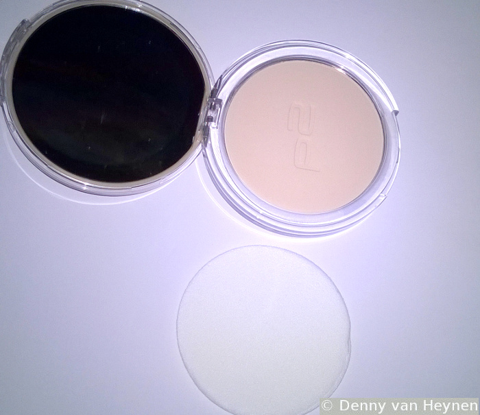 Bewertung zu nude blend compact powder von p2