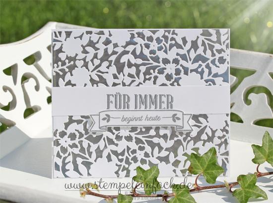 Hochzeit Zu Hause Bei Stempel Einfach Mein Kreativer Blog