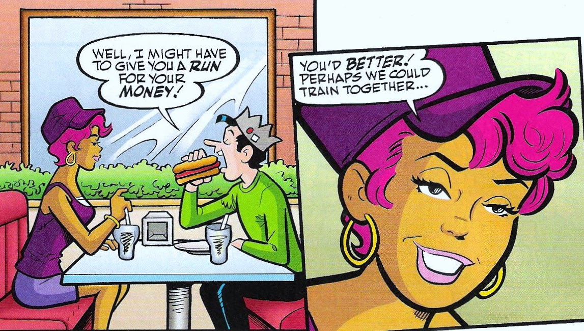Comic book speed dating 10