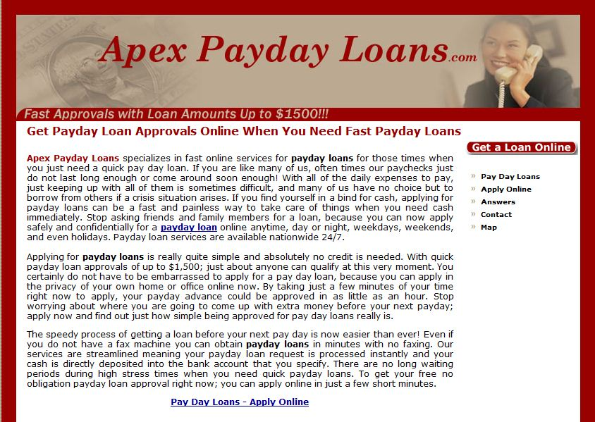 Quick Payday Loans >> Agus Santoso Fast Payday Loan