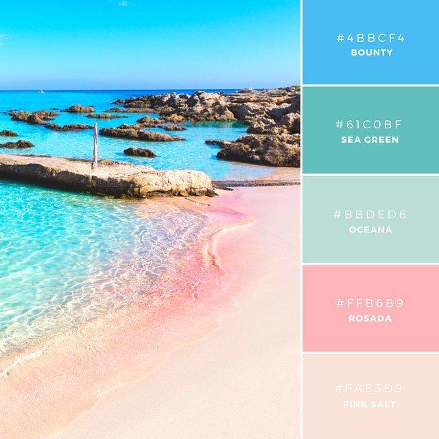 Vẻ đẹp của vùng biển Balearic
