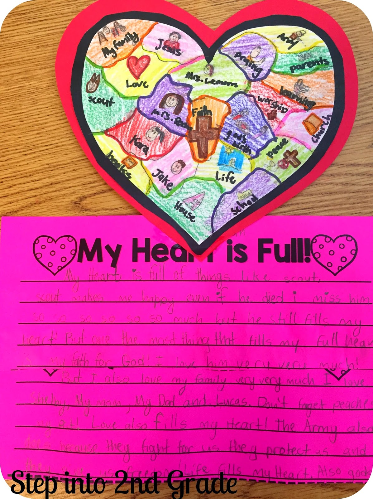 Step Into 2nd Grade With Mrs Lemons Valentine S Day Fun