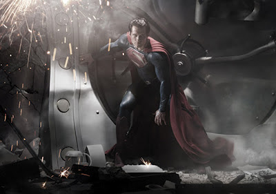 Man of Steel Bootleg trailer online gelekt!