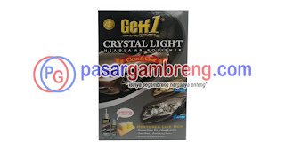 Jual Getf 1 Crystal Light