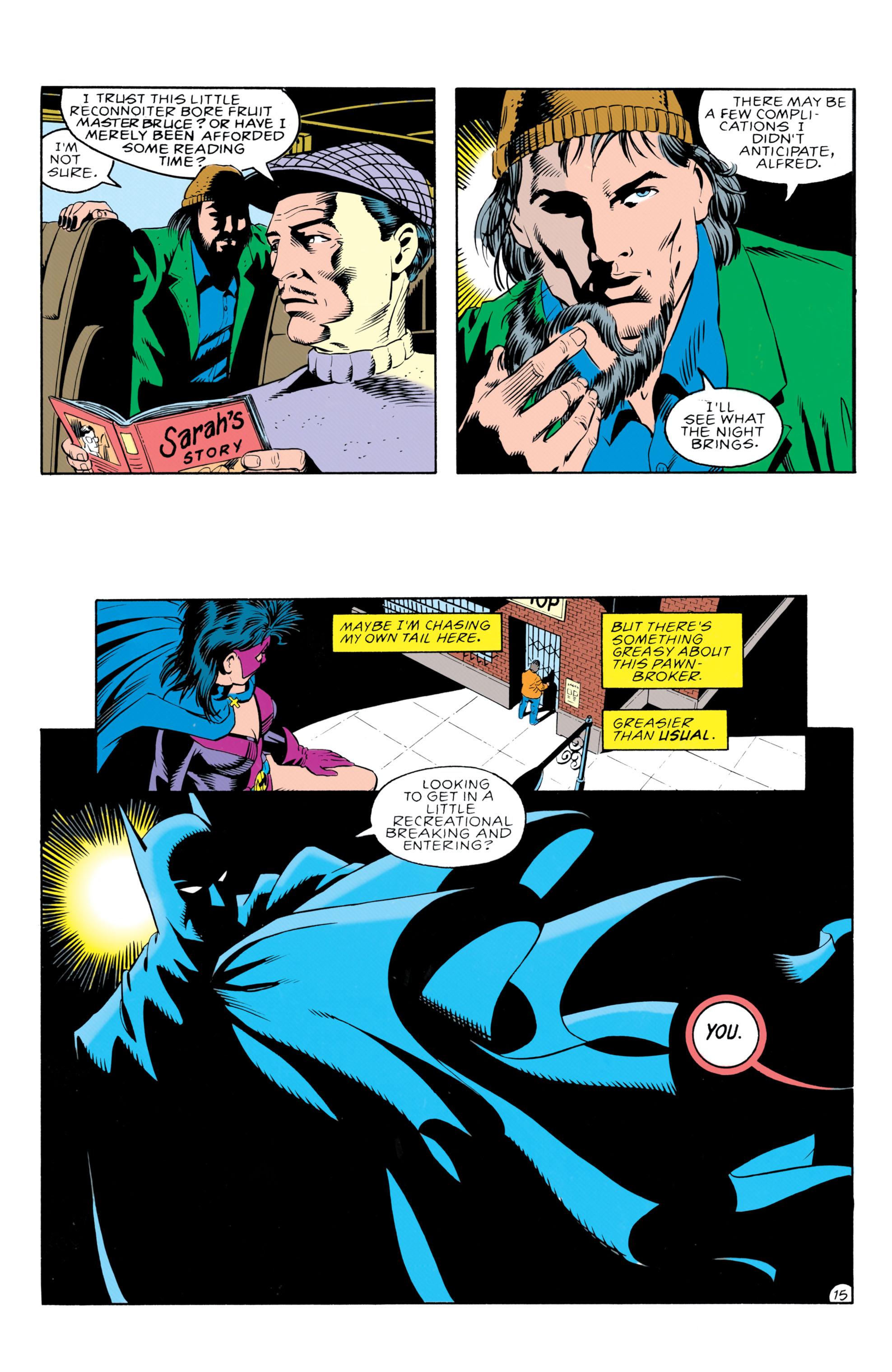 Detective Comics (1937) 652 Page 15