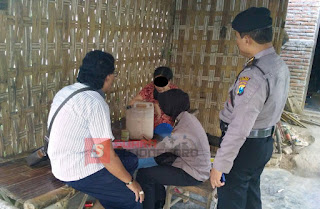 Di Sumberrejo Polisi Amankan Belasan Liter Tuak Dibulan Puasa