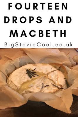 Fourteen Drops and Macbeth