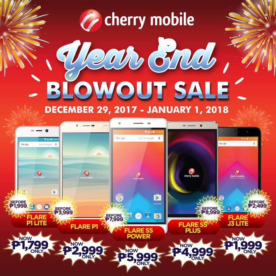 Manila Shopper: Cherry Mobile Year-End Blowout SALE: Dec ...