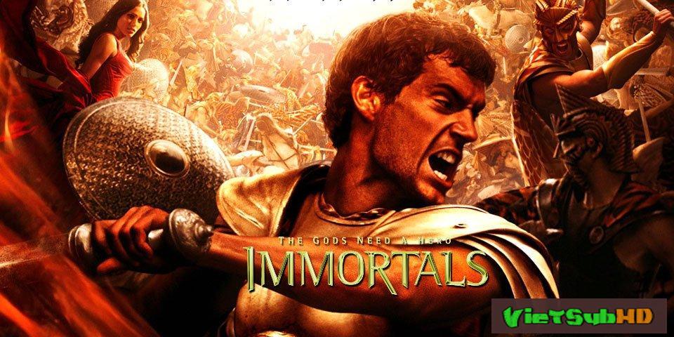 Phim Chiến Binh Bất Tử VietSub HD | Immortals 2011