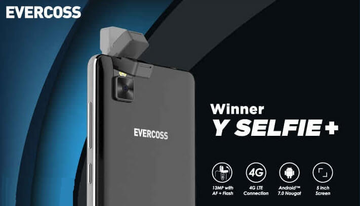 Download Firmware Evercoss Winner Y Selfie Plus U50C
