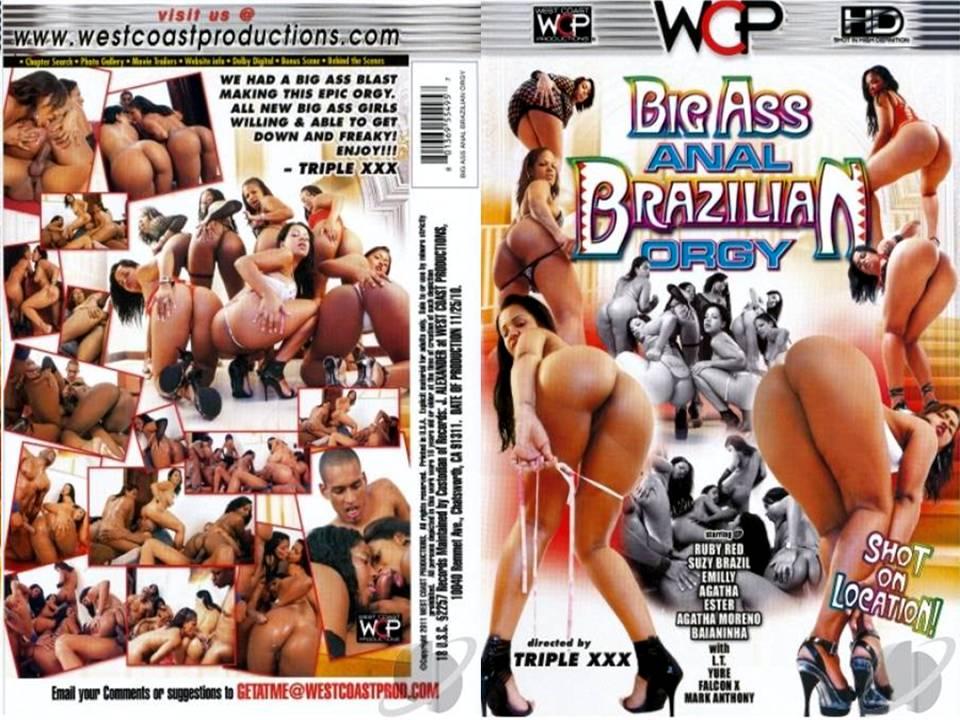 Big Butt Brazilian Orgy