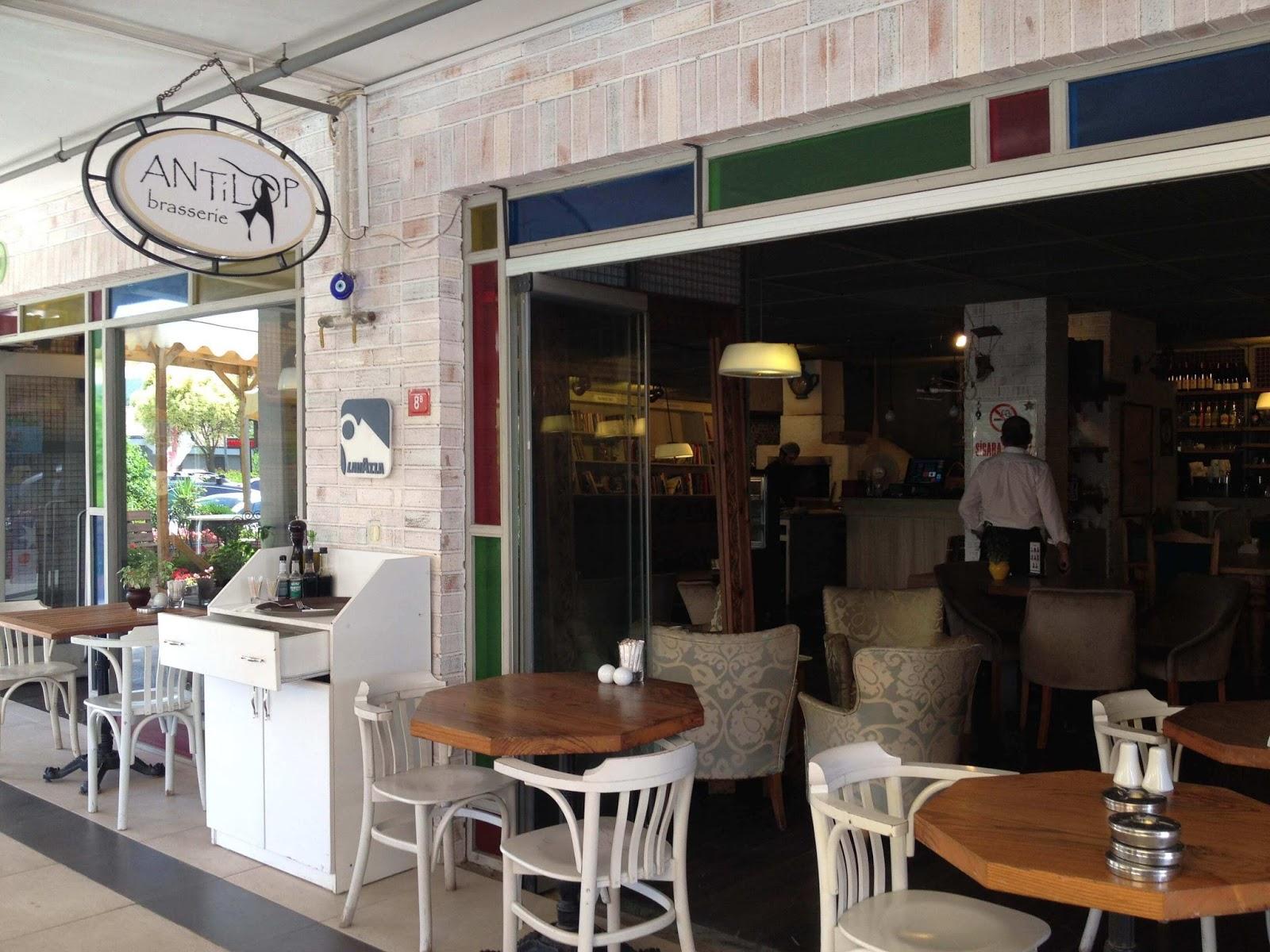 Antilop Brasserie Sarıyer Kahvaltı Mekanı