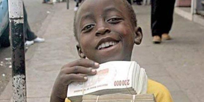 Empat Fakta Menyedihkan Kehidupan Ekonomi di Negara Zimbabwe!
