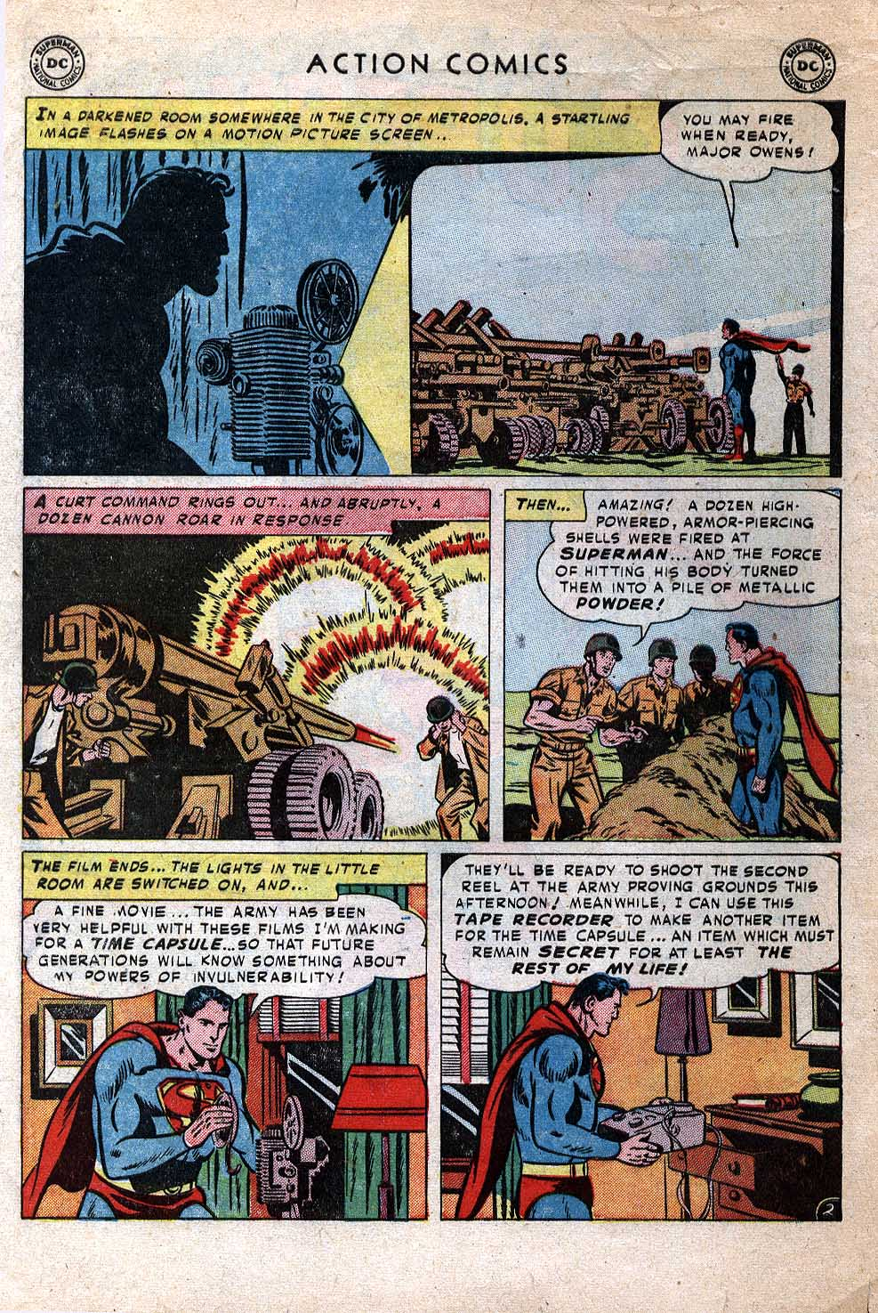Action Comics (1938) 171 Page 2