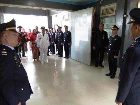 Bupati Sampaikan Remisi Untuk Warga Binaan Lp Tanjung Raja